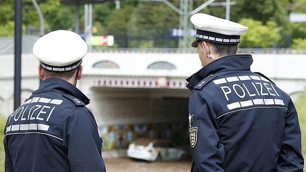 Германия: из-за дождей и наводнений погибли люди