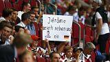 Alemanha: Líder anti-emigração criticado por suposto comentário sobre Jerome Boateng