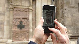 Les smartphones au service de la reconstitution 3D