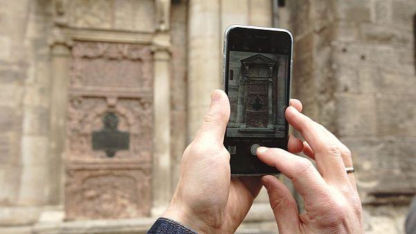 La tecnología 3D en el bolsillo