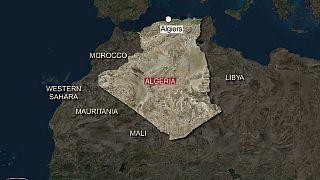 Série de tremblements de terre en Algérie
