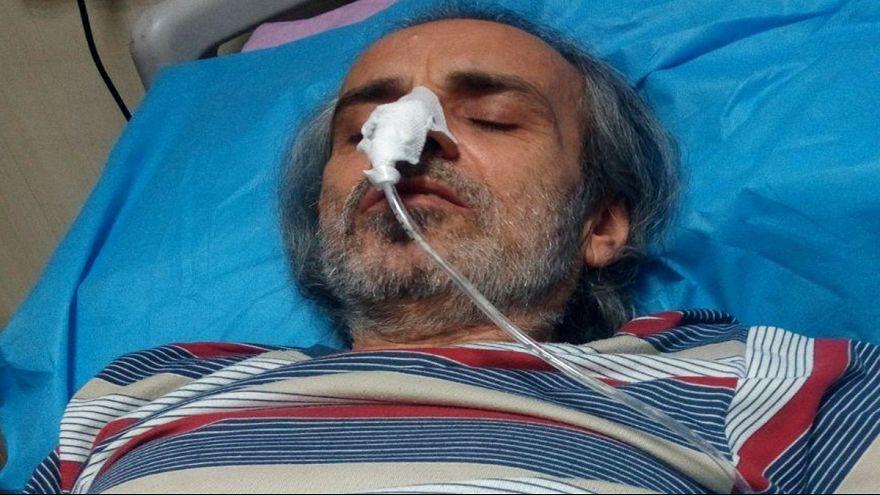 محمد صدیق کبودوند به بخش مراقبت های ویژه بیمارستان منتقل شد