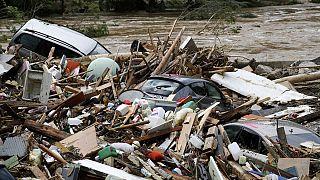 فيضانات مميتة في ألمانيا