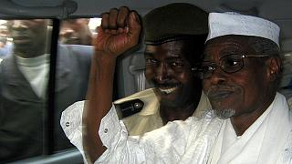 El exdictador chadiano Hissène Habré, condenado a cadena perpetua por crímenes contra la humanidad