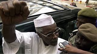 Former Chadian ruler sentenced to life by Senegal court