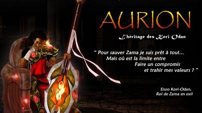 Cameroonians get their own video game - Aurion