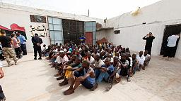 Libya migrant route does roaring trade in absence of authority