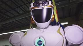 NASA prepares humanoid robots for trip to Mars