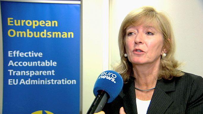 Emily O'Reilly pide más transparencia a las instituciones comunitarias