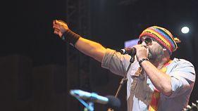 """""""Hoba Hoba Spirit"""" entre el estilo Gnawa y el Rock"""