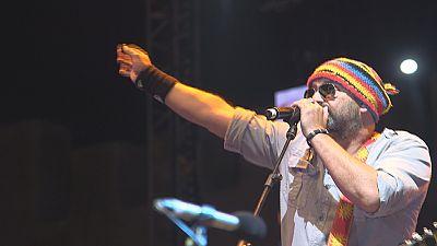 Grupo de rock marroquino Hoba Hoba Spirit põe várias gerações a dançar