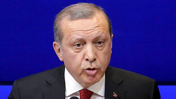 """Cumhurbaşkanı Erdoğan: """"Müslüman ailede doğum kontrolü olmaz"""""""