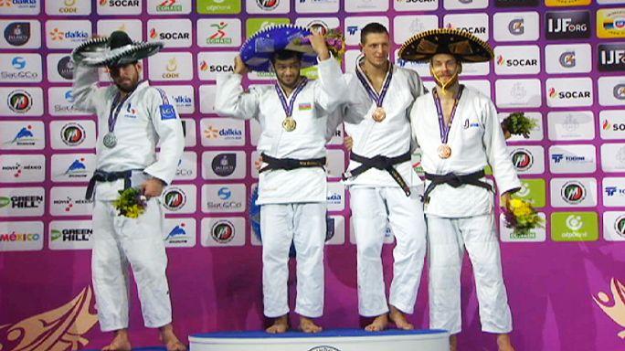 Judo, World Masters: Harrison e Natea chiudono in bellezza