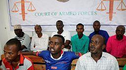 Two jailed for life over Somali airline blast
