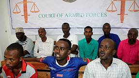 Two jailed for life over Somali airline blast