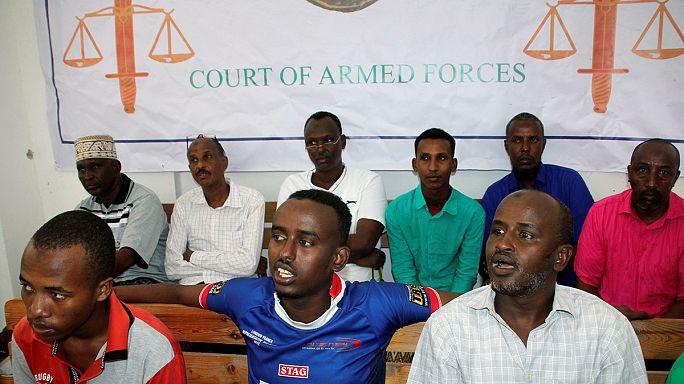 Elítélték a terrorszervezet tíz tagját