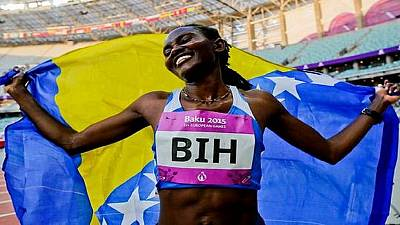 Kenyan-born athlete set for third Olympics appearance for Bosnia