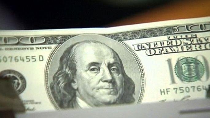 Az amerikai kamatemelés körüli spekulációk erősítették a dollárt