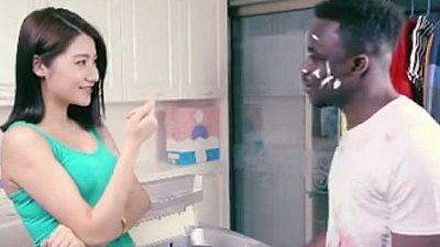 Chine : controverse autour d'une publicité à caractère raciste