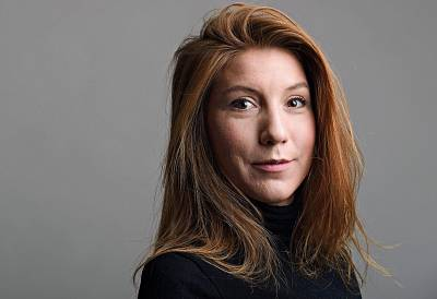 Swedish journalist Kim Wall.