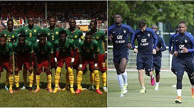 Football: le match France - Camerounse joue déjà sur les réseaux sociaux