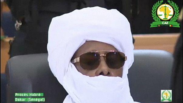 Ex-Chad leader Hissène Habré gets life in prison for crimes against humanity