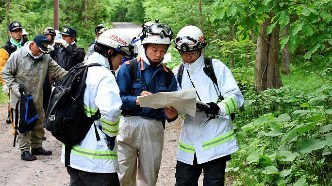 Ceza için ormana bırakılan Japon çocuk bulunamıyor