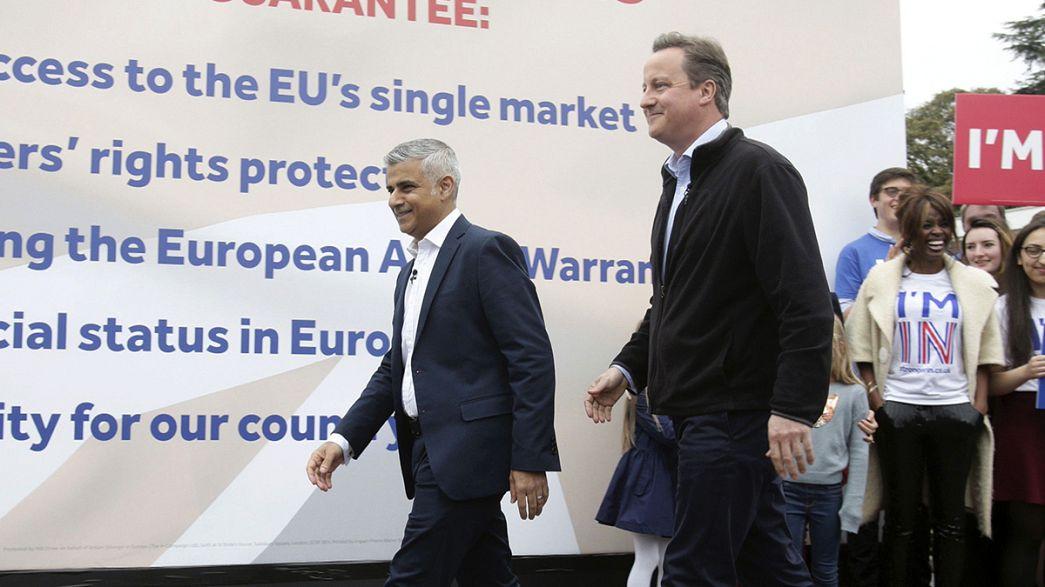 التحضيرات للإستفتاء البريطاني الخاص بالإتحاد الأوروبي و مسألة الشفافية الإدارية في مؤسسات الإتحاد، ابرز الإهتمامات الأوروبية ليوم الثلاثين من ايار مايو 2016