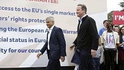 The Brief from Brussels: UK PM, Mayor of London join forces