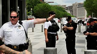 تشدید تدابیر امنیتی در کاخ سفید در روز یادبود