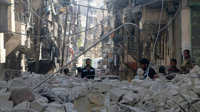 Ismét fellángoltak a harcok Aleppóban a kormányerők és a felkelők között