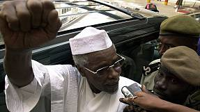 """Habre – """"I hope this is a lesson to all the other dictators out there"""""""