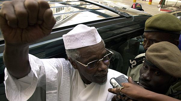 "Habre - ""I hope this is a lesson to all the other dictators out there"""