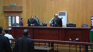 رهبر اخوان المسلمین در مصر به حبس ابد محکوم شد