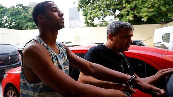 پلیس برزیل دو نفر از مظنونان تجاوز گروهی را دستگیر کرد