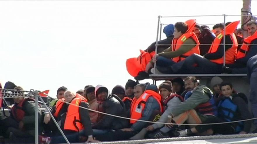 Griechische Küstenwache rettet 29 Flüchtlinge - Sorge vor neuer Schmuggelroute