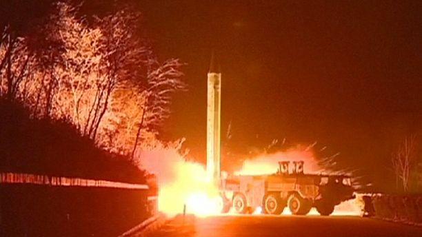 North Korea missile test off east coast 'fails', says Seoul