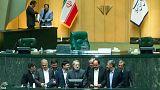 علی لاریجانی به ریاست دائمی مجلس انتخاب شد