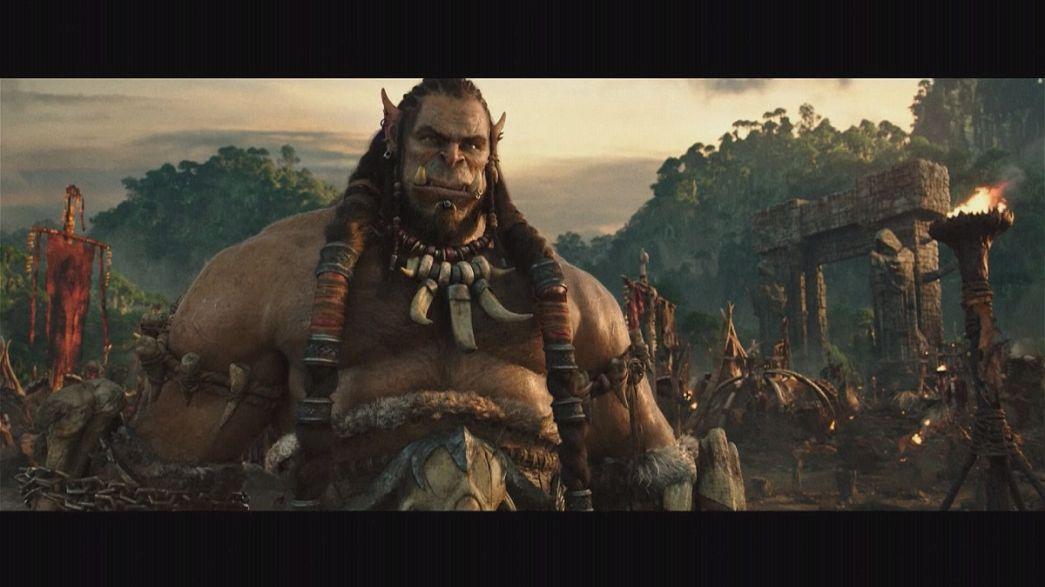 """Filme feito a partir de jogo de vídeo """"Warcraft"""" estreia em junho"""