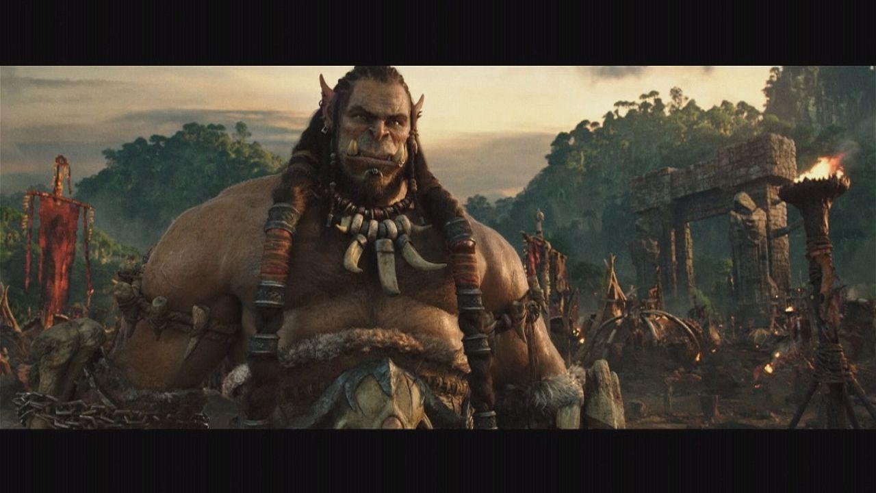 Az ork gyengéd pillantása - Warcraft: A kezdetek