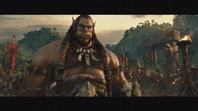"""Warcraft: The Beginning"""