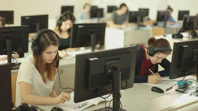 Learning World: A aprendizagem de línguas estrangeiras