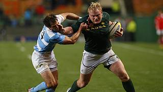 South Africa rugby names Adriaan Strauss as new captain