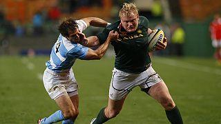 Afrique du Sud : le nouveau capitaine des springboks est connu