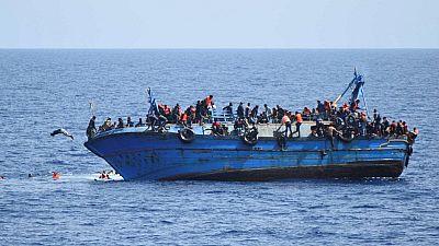 Libya's internal security chaos boost migrant crossing