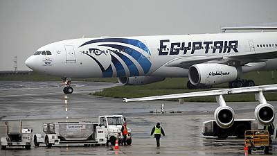 Satellites pick up distress signal of crashed EgyptAir