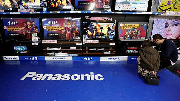 Vége a Panasonic LCD televíziónak