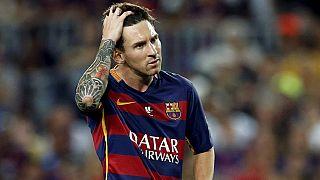 Ouverture du procès de Lionel Messi