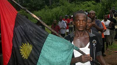 Biafra activists, Nigeria security in bloody clashes