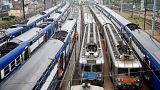 Γαλλία: Στις μεταφορές επεκτείνονται οι απεργιακές κινητοποιήσεις